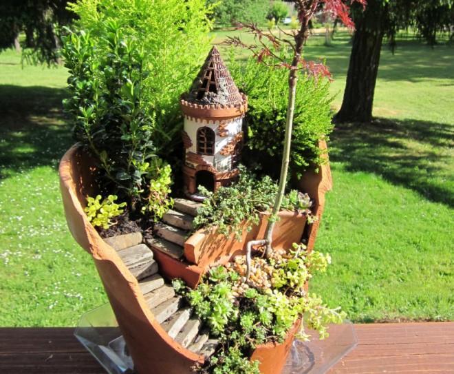 Свежий тренд и классная идея любителям домашних растений!