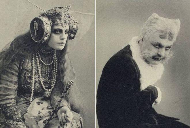 Театральный сюр 100-летней давности