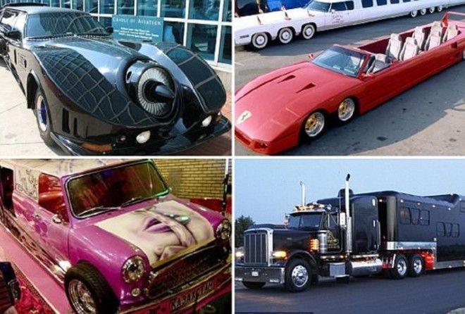 В этих авто вы почувствуете себя султаном и Джеймсом Бондом одновременно!