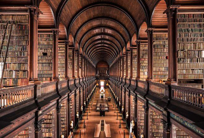 Это даже не библиотеки, скорее, музеи!