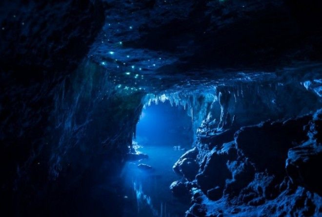 Этой пещере 30 миллионов лет и в ней скрывается нечто великолепное