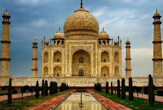 История одного из самых потрясающих архитектурных чудес света!