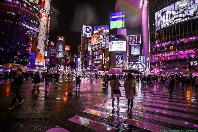 Разве можно не влюбиться в Токио?