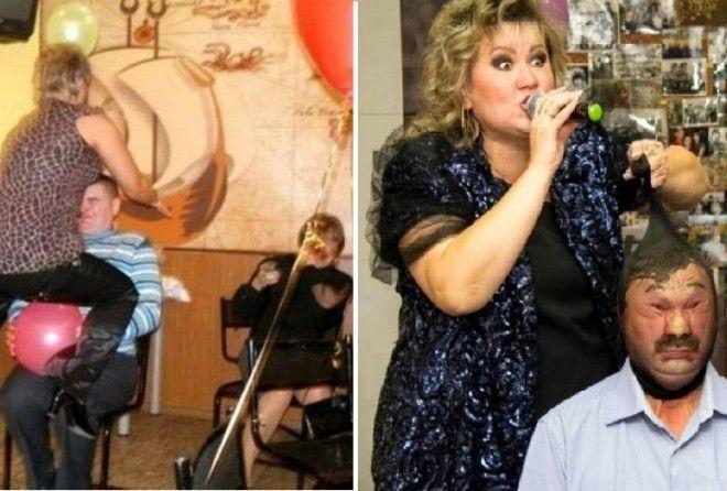 Безумные фото, которые тебя потрясут! :-)