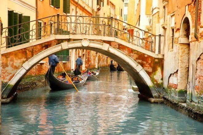 Мечты приводят в Венецию :-)