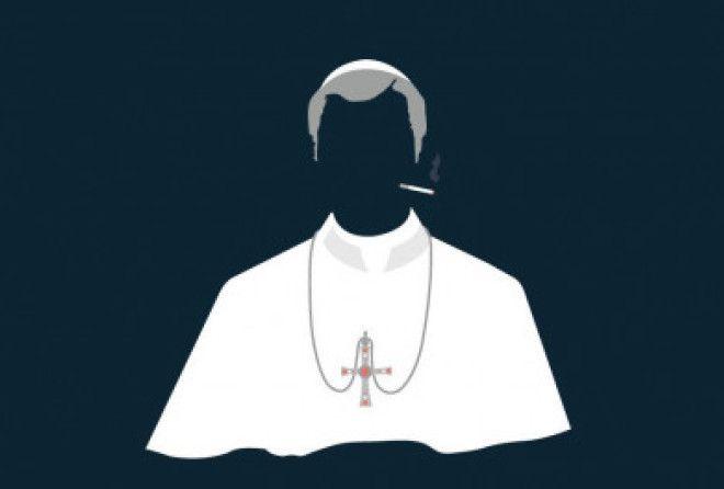 Всеостальныепапынервнокурятв ватиканскомтуалете…