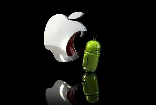 Борьба за выживание Apple.