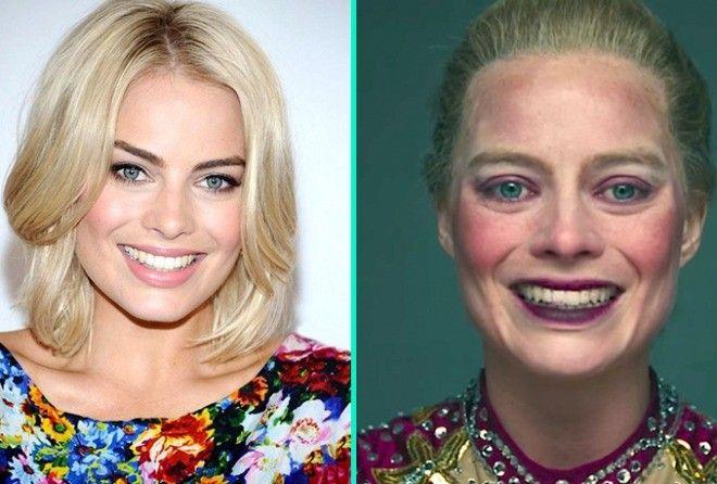 Не красотой единой славятся актеры!