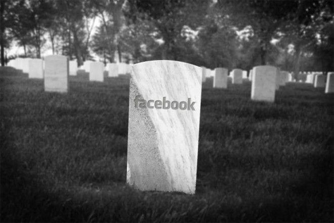 В 2050 году количество мертвых аккаунтов, превысит количество живых пользователей.