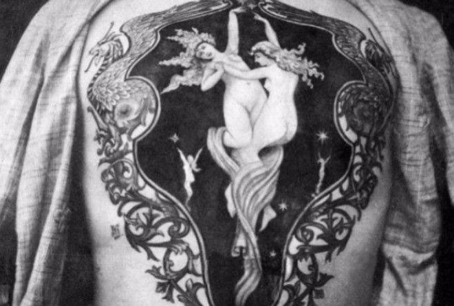 Поразительные татуировки!