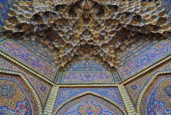 Удивительный мир исламской архитектуры.